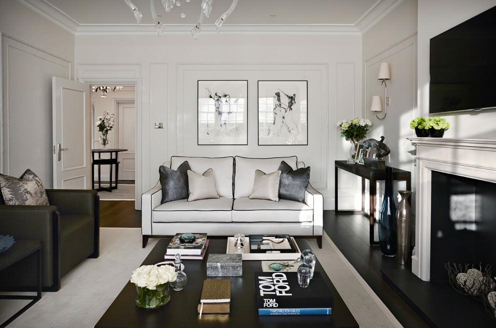 Classy Living Room Designs