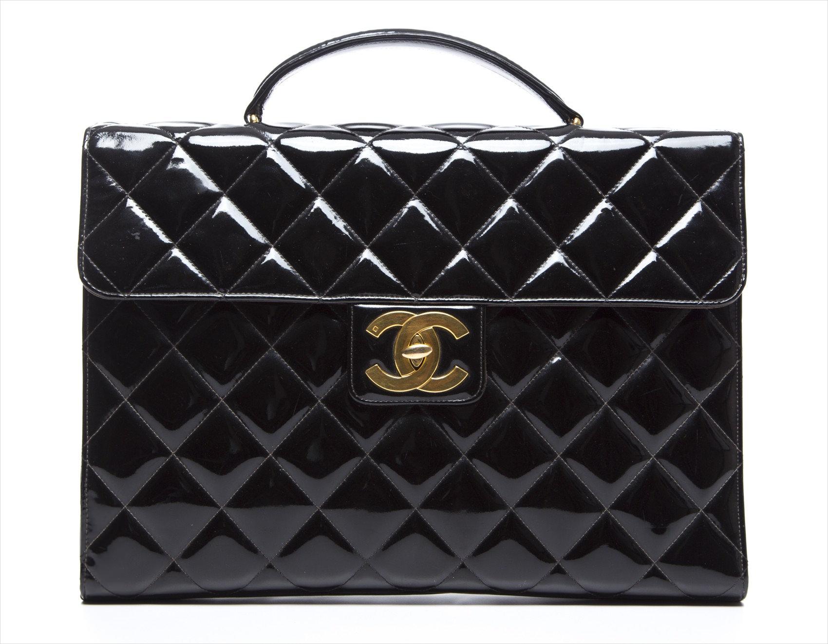 Chanel Briefcase Bag