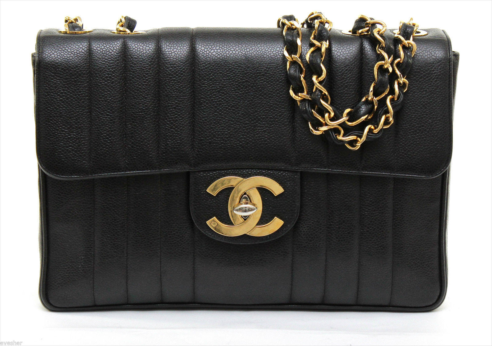 Chanel Leather Skin Bag