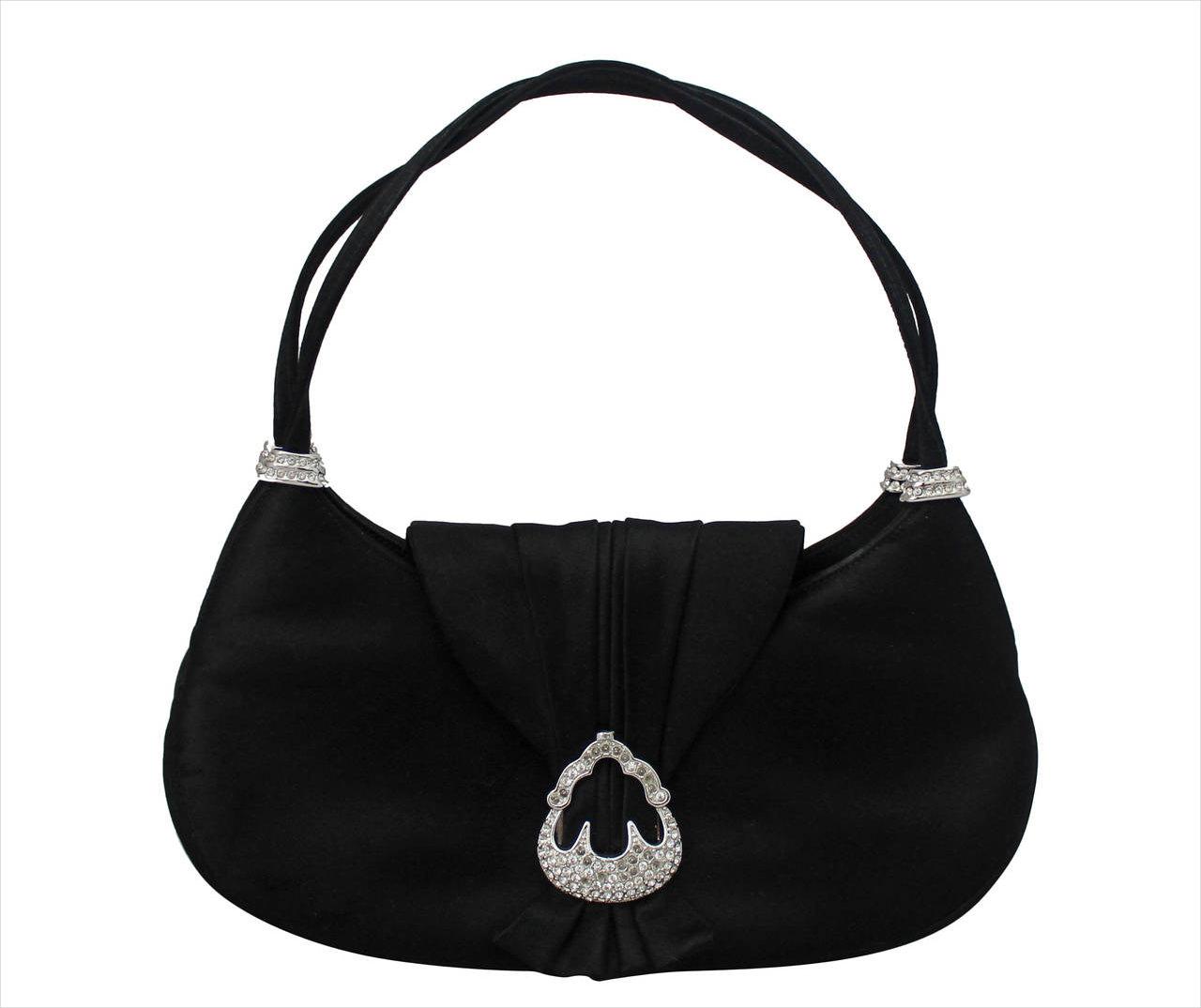 Judith Leiber Rhinestone Bag