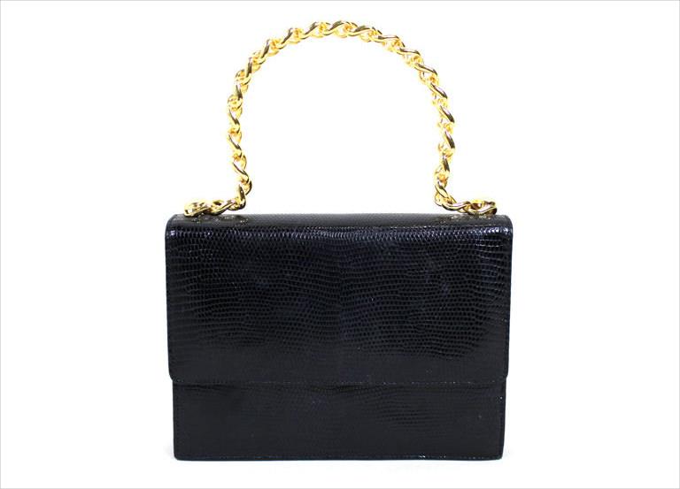 Lana Marks Black Bag