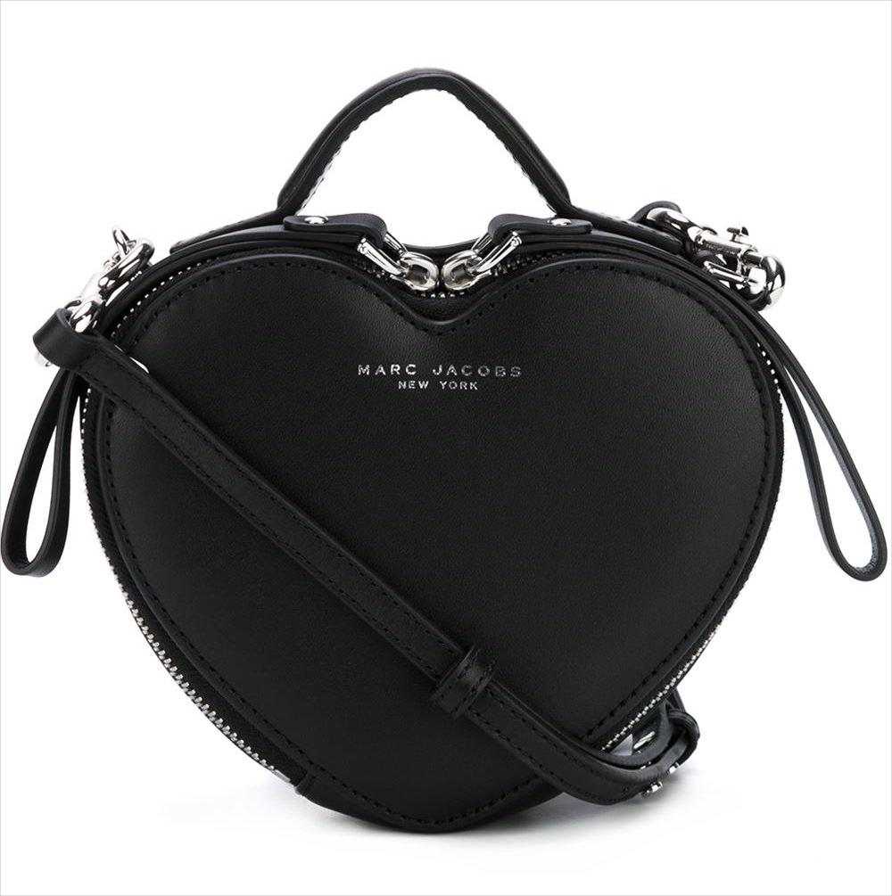 Marc Jacobs Heart Shaped Bag