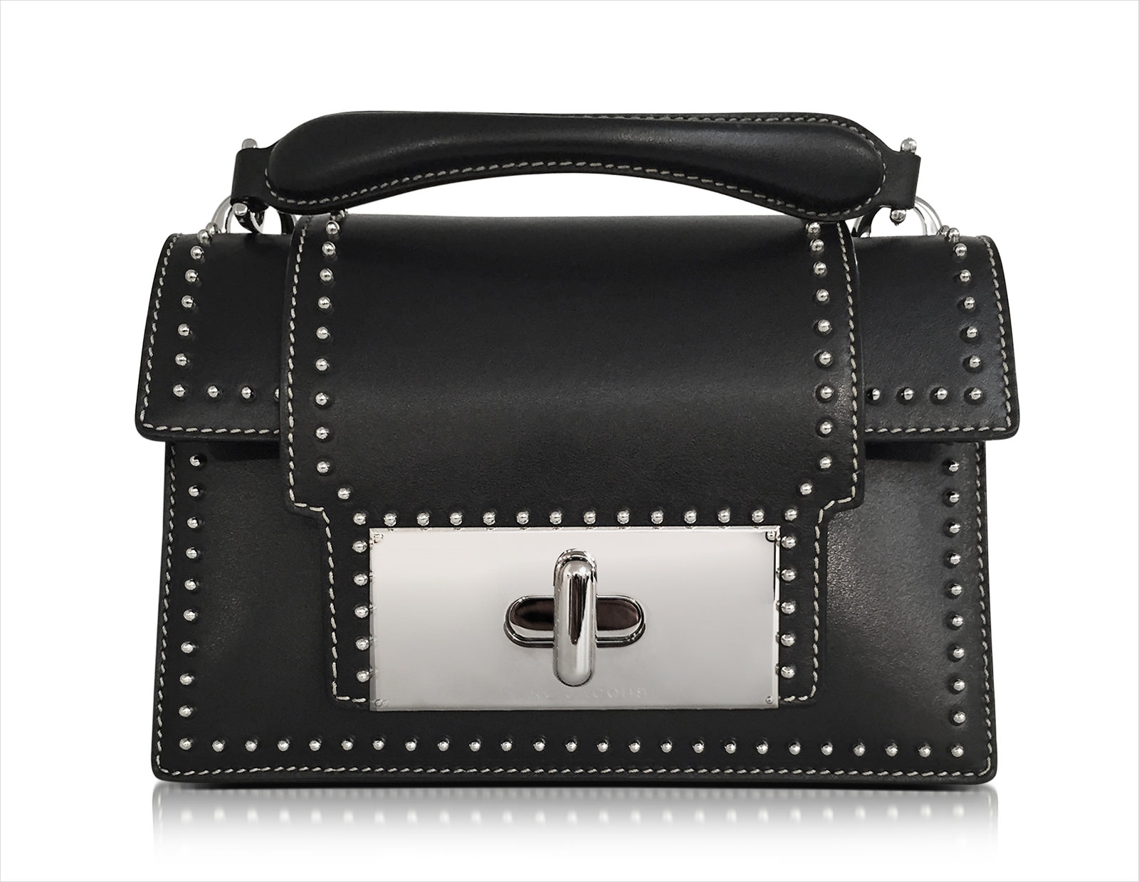 Marc Jacobs Studded Leather Bag