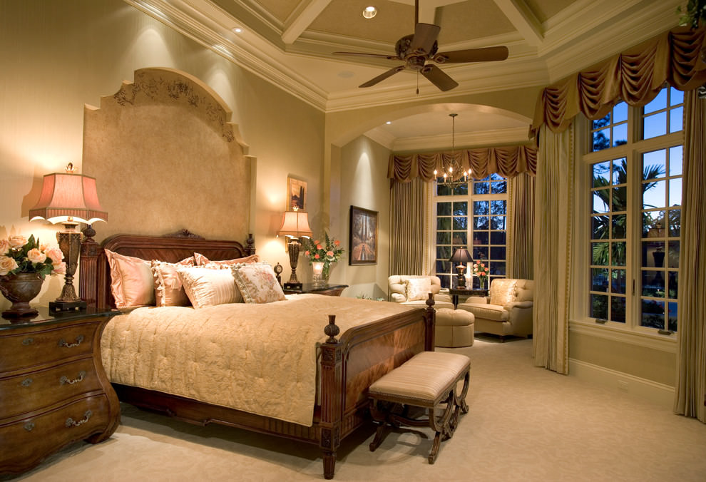 20 girly bedroom designs decorating ideas design for Elegant bedroom designs
