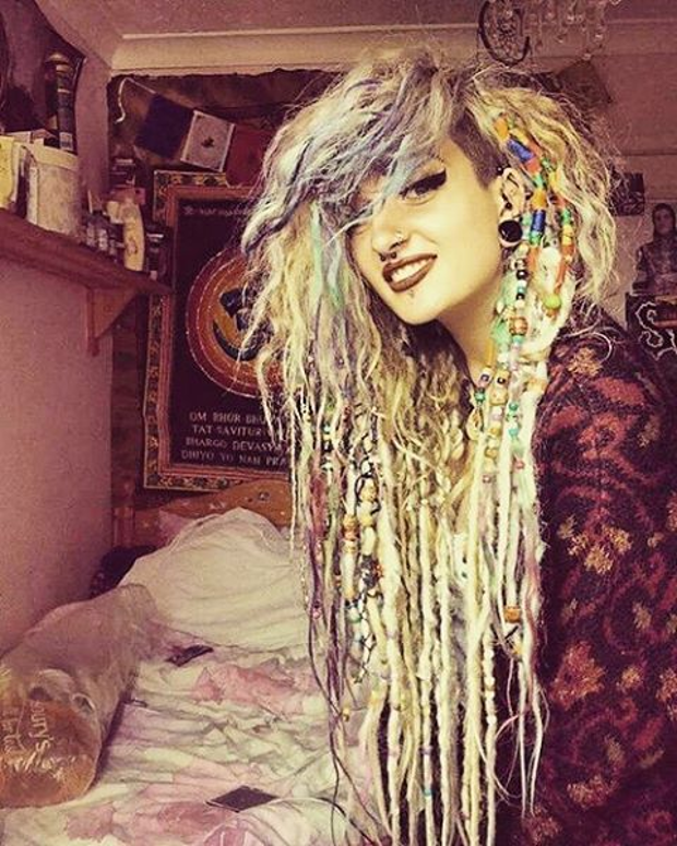 New Look Dreadlocks Hairstyle