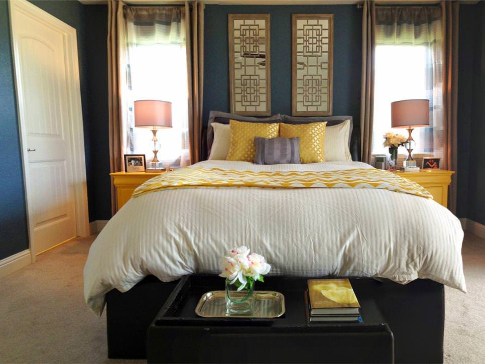 Charming Transitional Bedroom Decorating Ideas Part - 13: Nice Transitional Bedroom Design