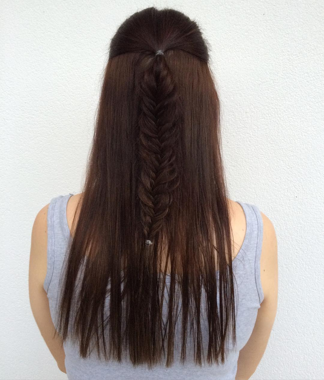 Silky-Soft Formal Hairstyle for Long Hair