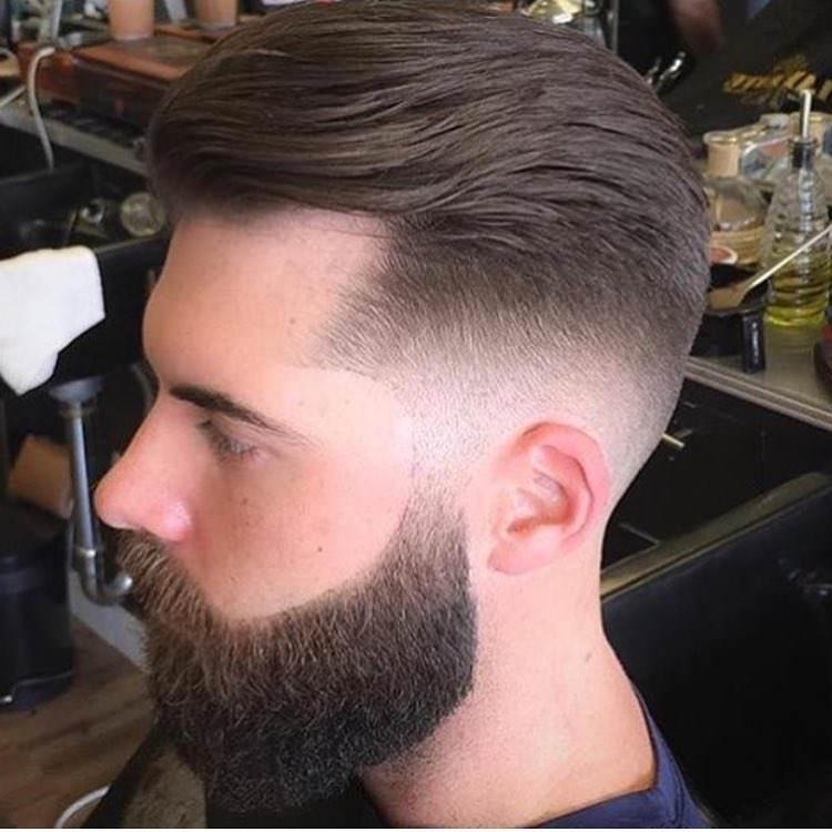 undercut short hair