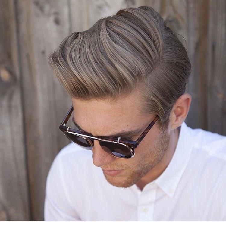 Classy Men Short Hair