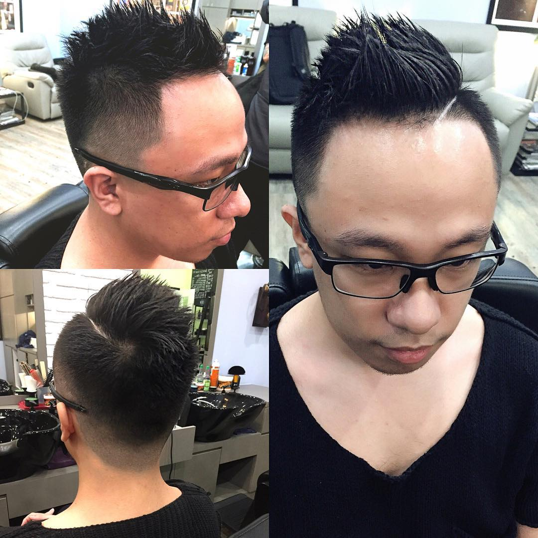Spike Short Haircut