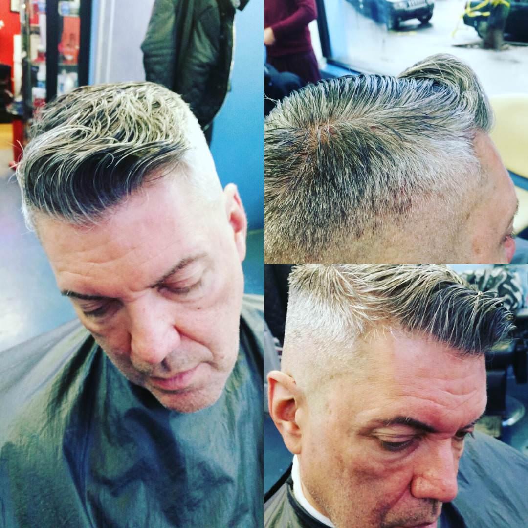Formal Legal Haircut