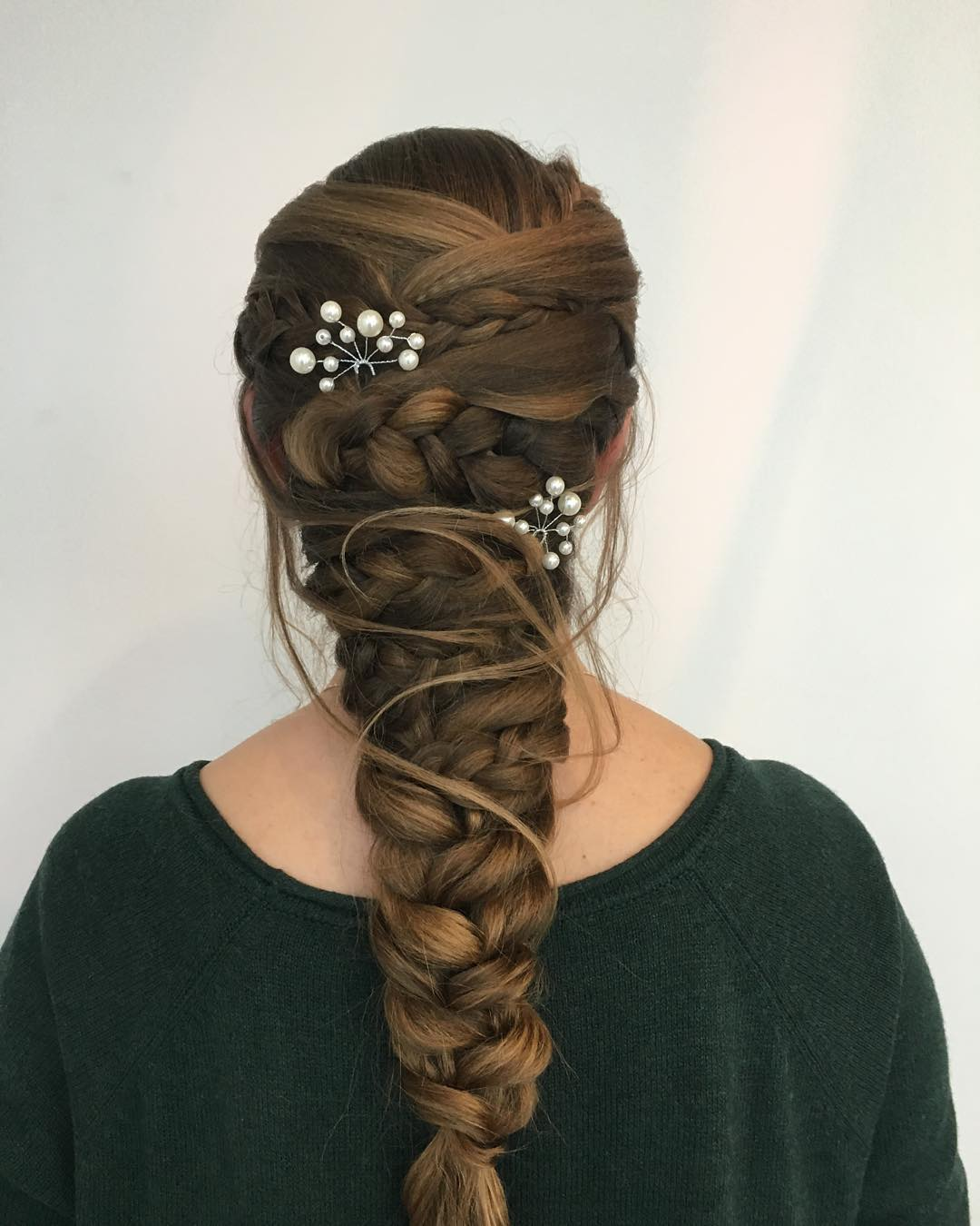 Beautiful Long Braid Hairstyle