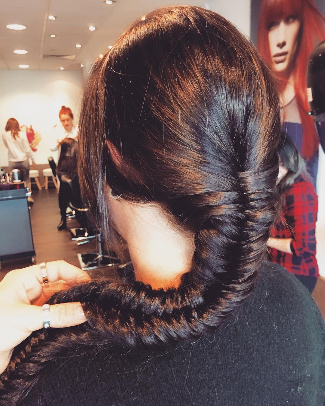 Fantastic Braided Hairstyle
