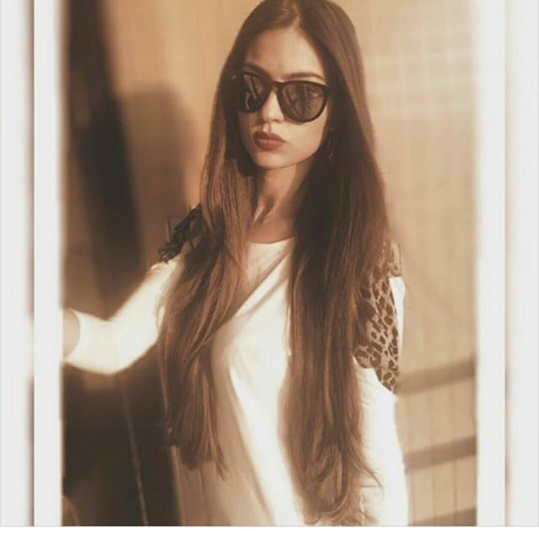 Classy Long Layered Hairstyle