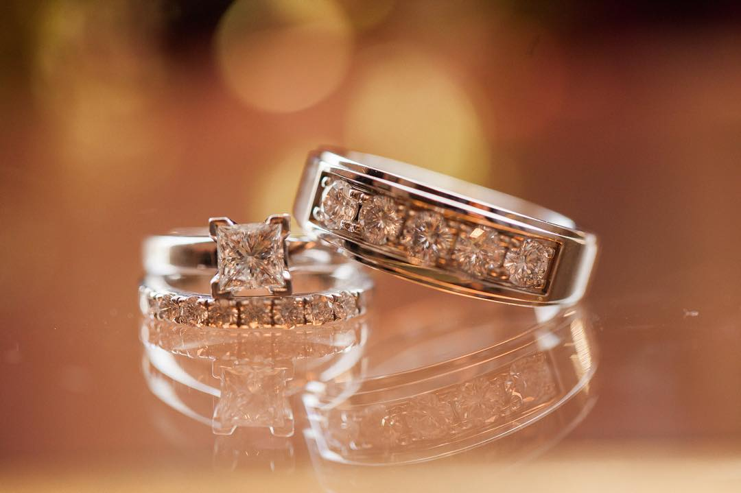 Trendy Wedding Rings