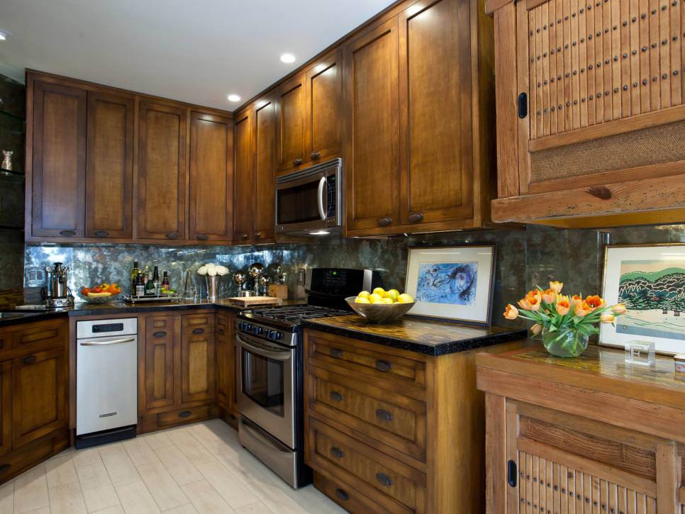 23 asian kitchen designs decorative ideas design for Asian kitchen cabinets design