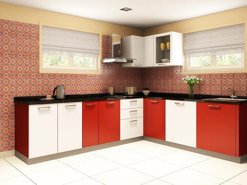 scarlet l shaped kitchen asian kitchen