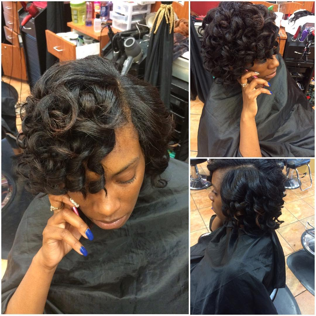 Variety Weave Hairstyle