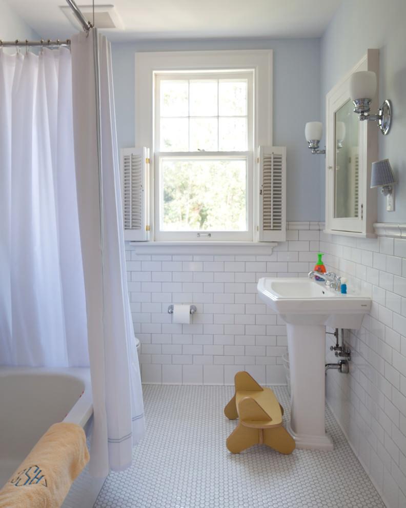 custom bathroom flooring design
