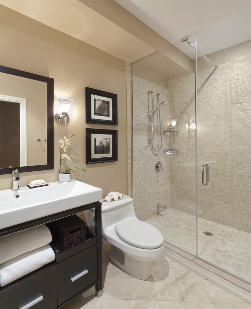awesome bathroom flooring design