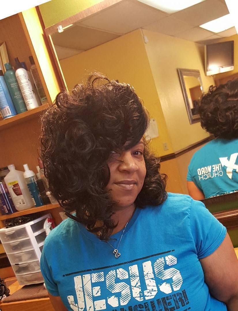 Complete Curls Weave