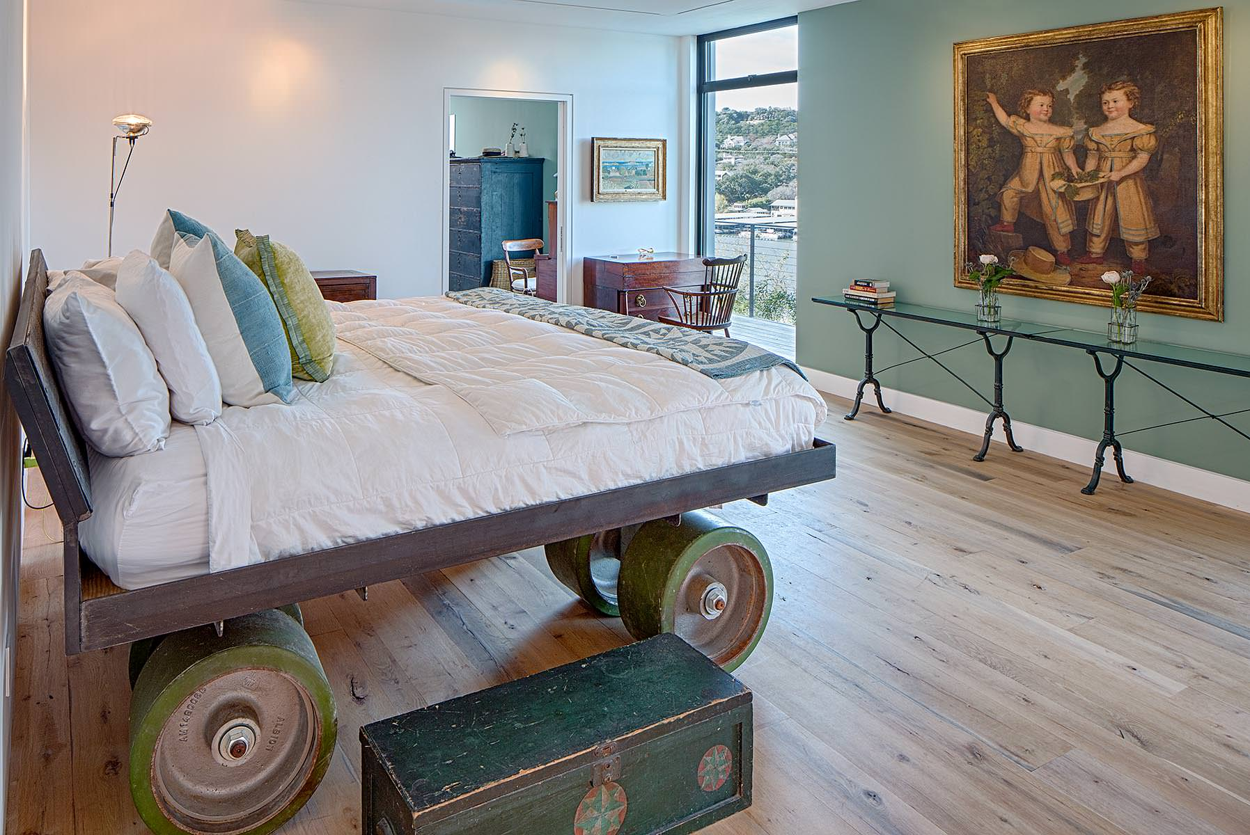 industrial cart platform bed
