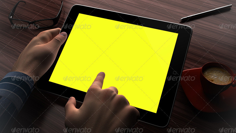 Tablet Mockup Design