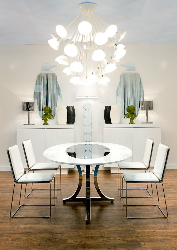 Beautiful Decor Dining Room Design