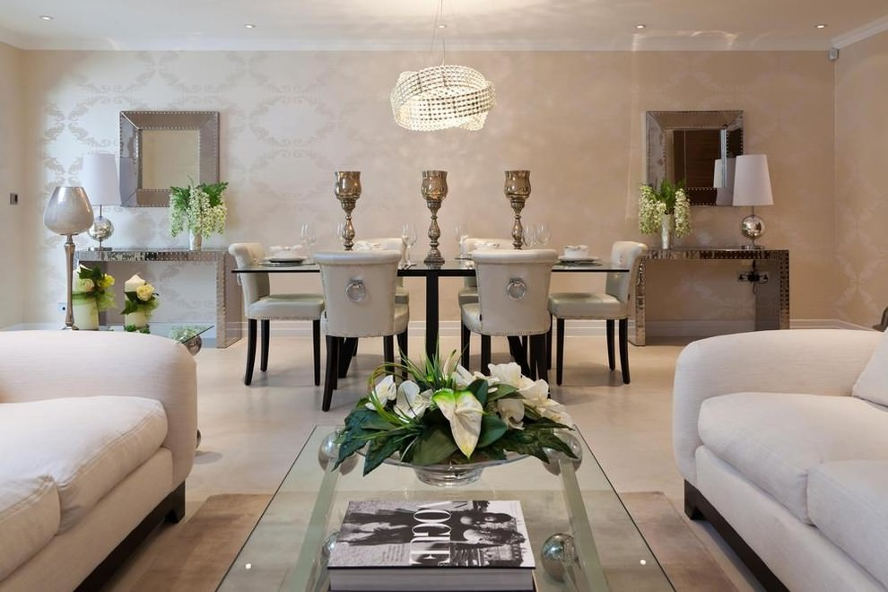 Awesome Decor Dining Room Design