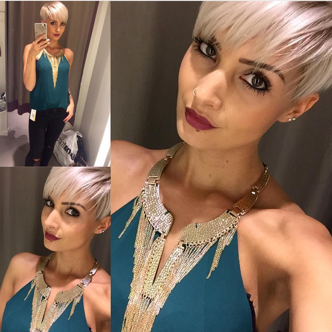 Trendy Hair Style For Women