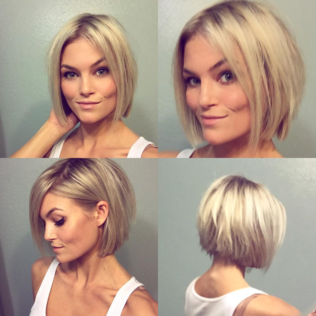 Latest Short Hairstyle