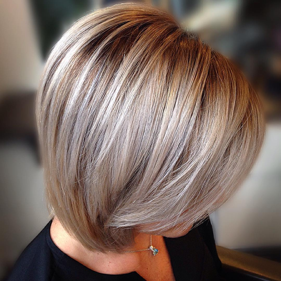 American Short Hairstyle