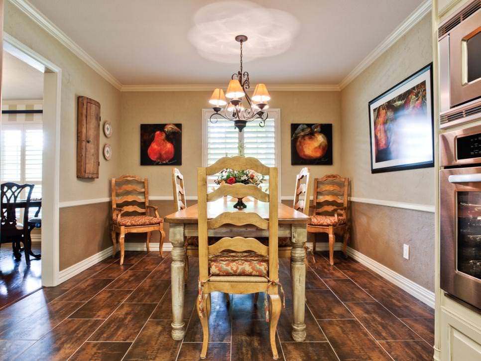 Modish Dining Room Decor Design