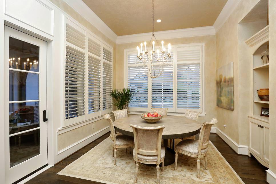 Classy Dining Room Decor Design