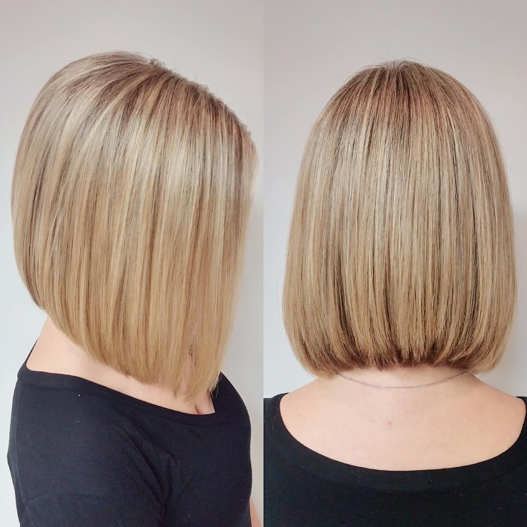 Attractive Short Hair Style