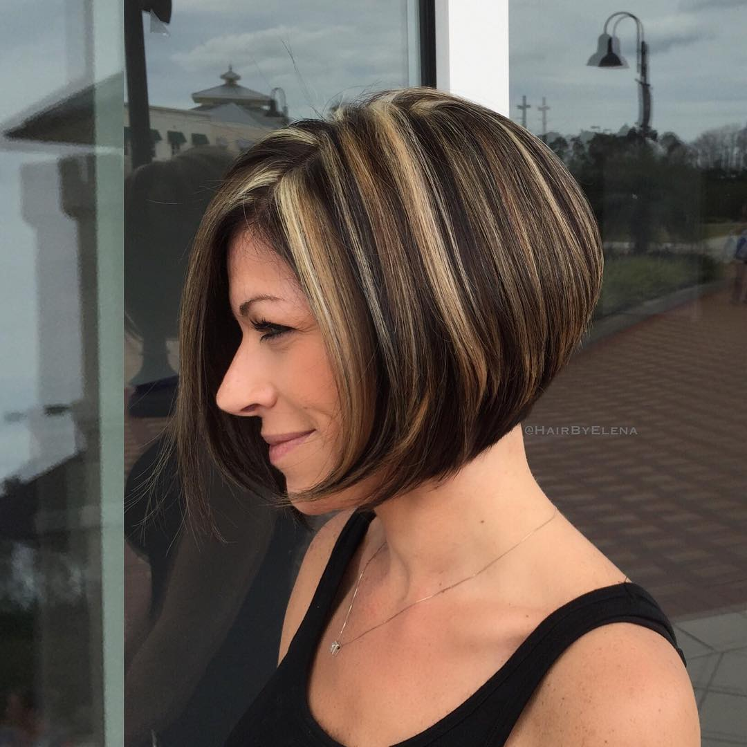 simple stylish short hairstyle