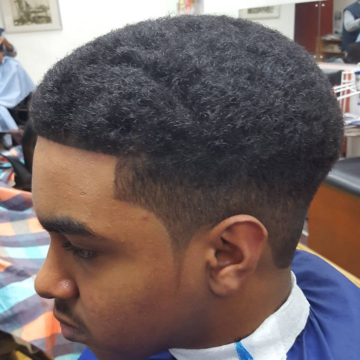 25 Black Men Taper Haircut Ideas Designs Hairstyles Design