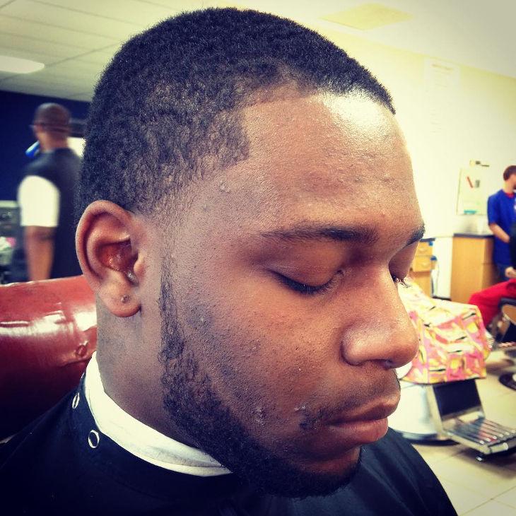 Taper Men Fade Haircuts
