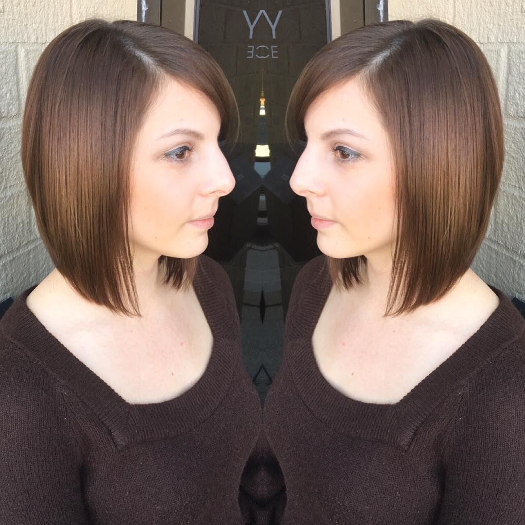 Stylish Bob Haircut