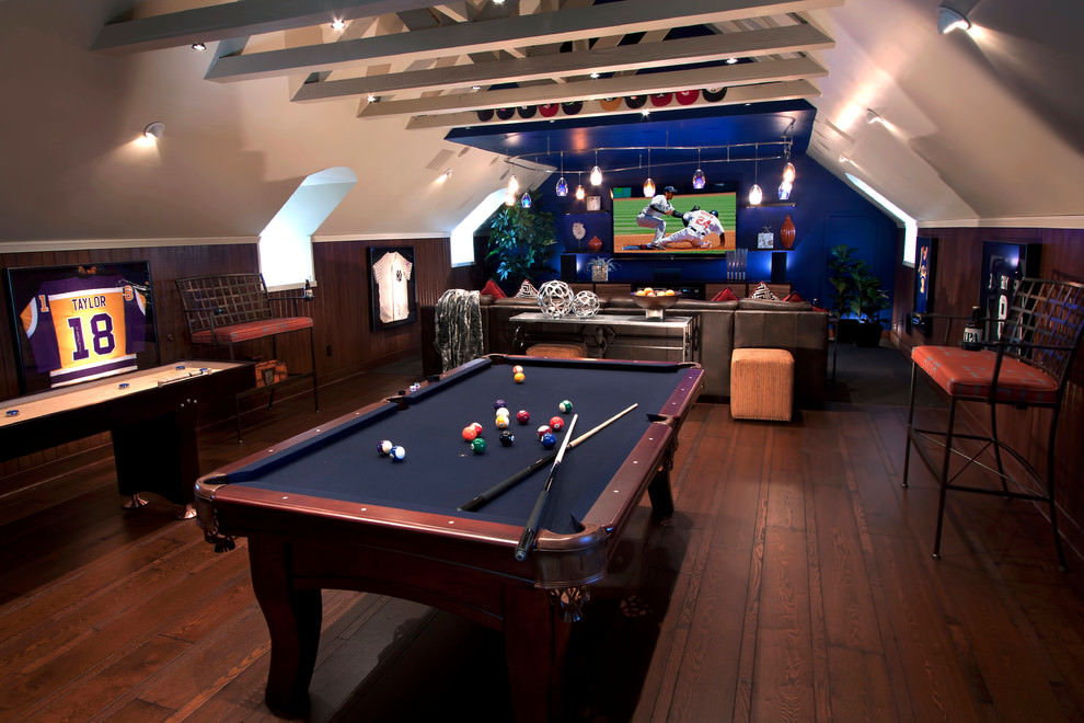 23 game room designs decorating ideas design trends Interior designing games