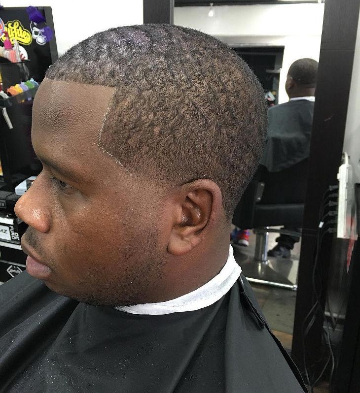 Unique Style Taper Haircut
