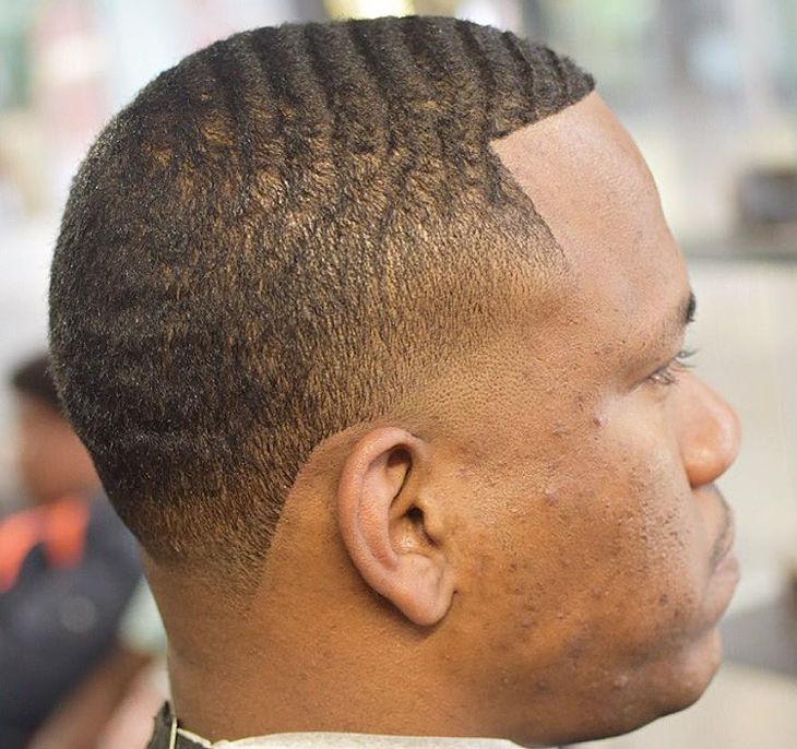 Marvelous Fade Taper Haircut