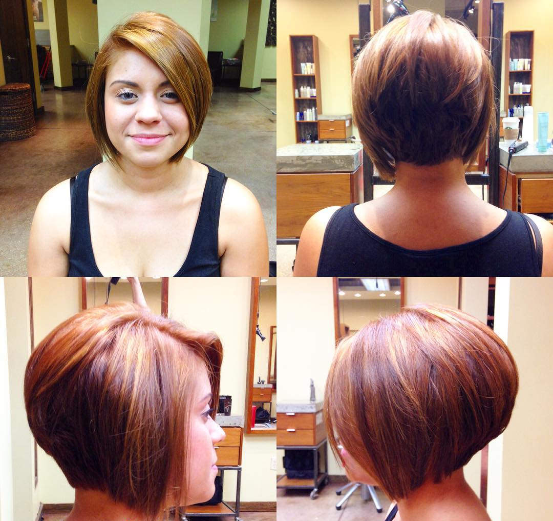 Awesome Bob Haircut