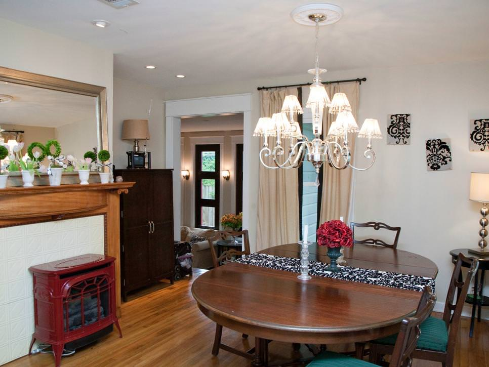 23 Transitional Dining Room Designs Decorating Ideas