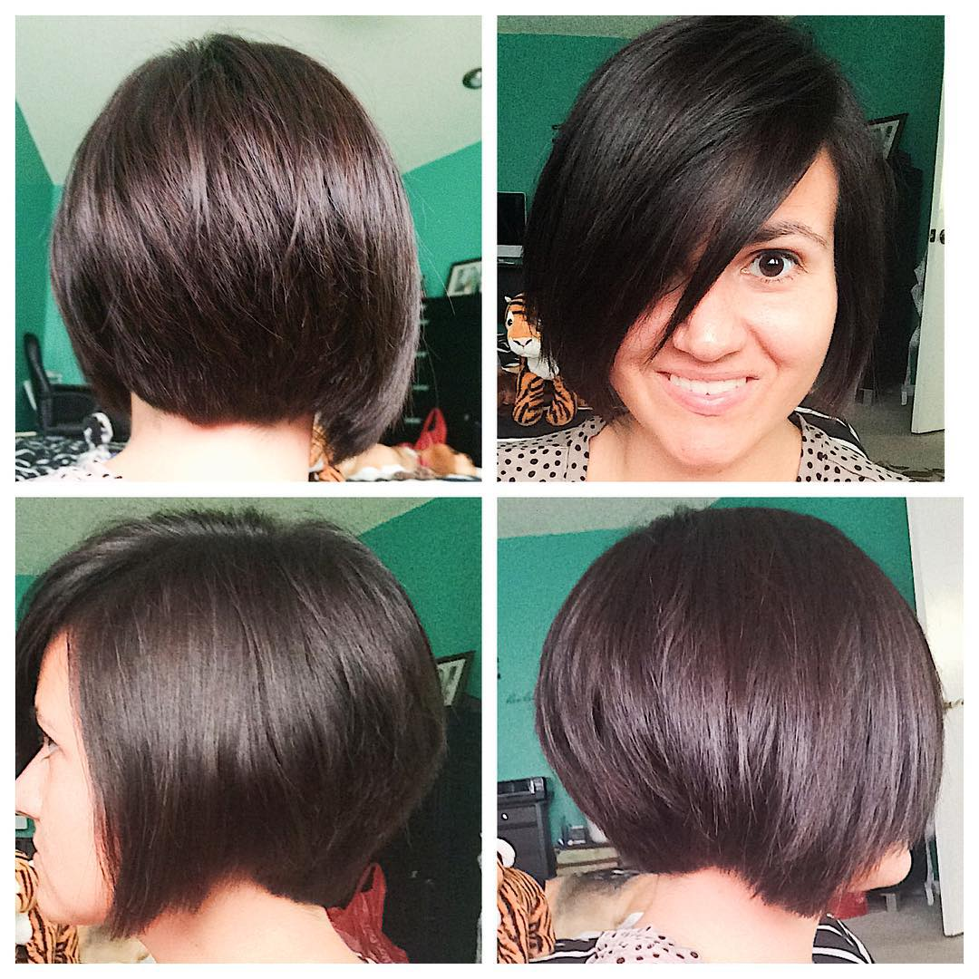 Curve Stacked Bob