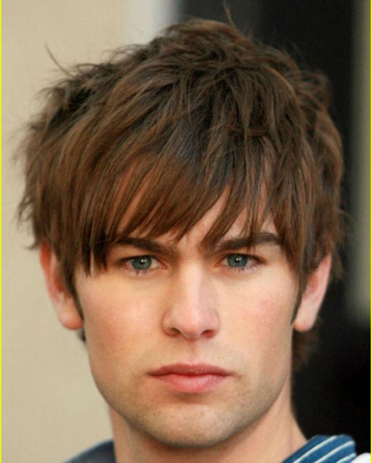 medium haircuts by chace crawford