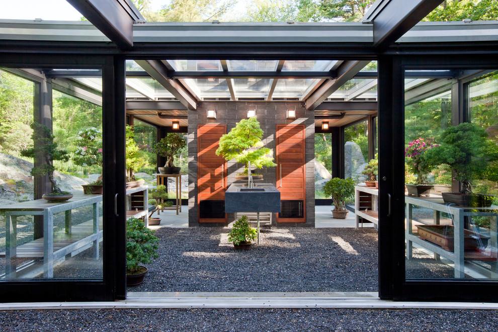 Modern Indoor Garden