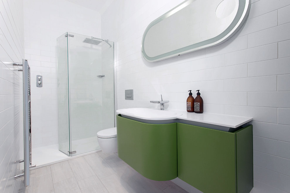 dashin contemporary bathroom desgin