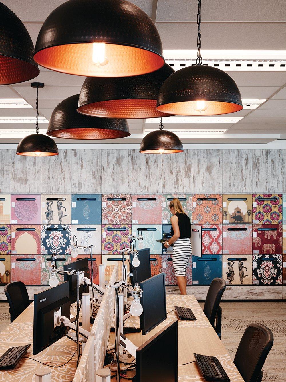porter davis office space design