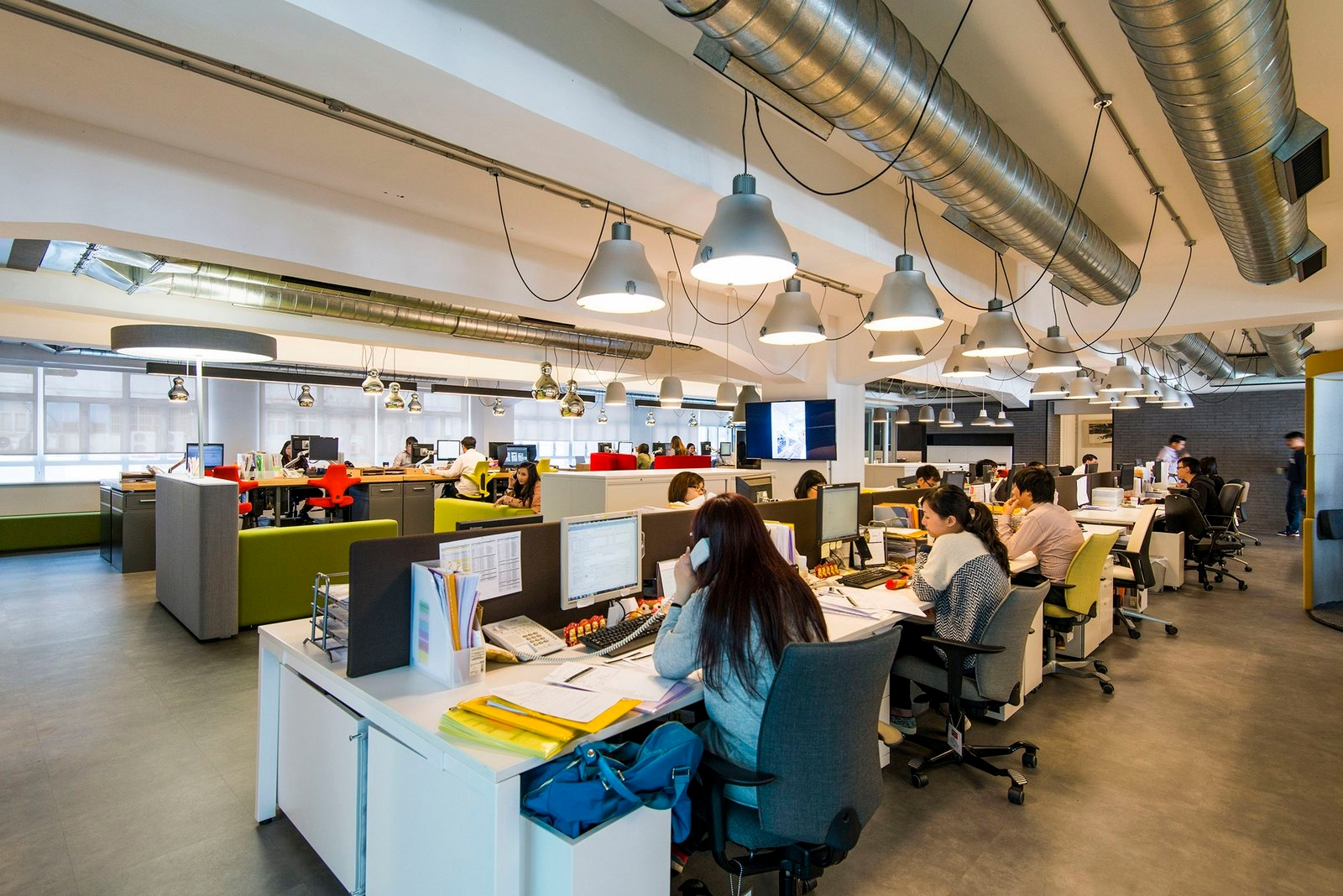 jeb international office space design
